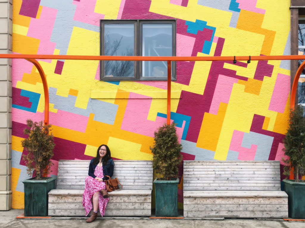 Instagrammable Walls of Saskatoon Riversdale