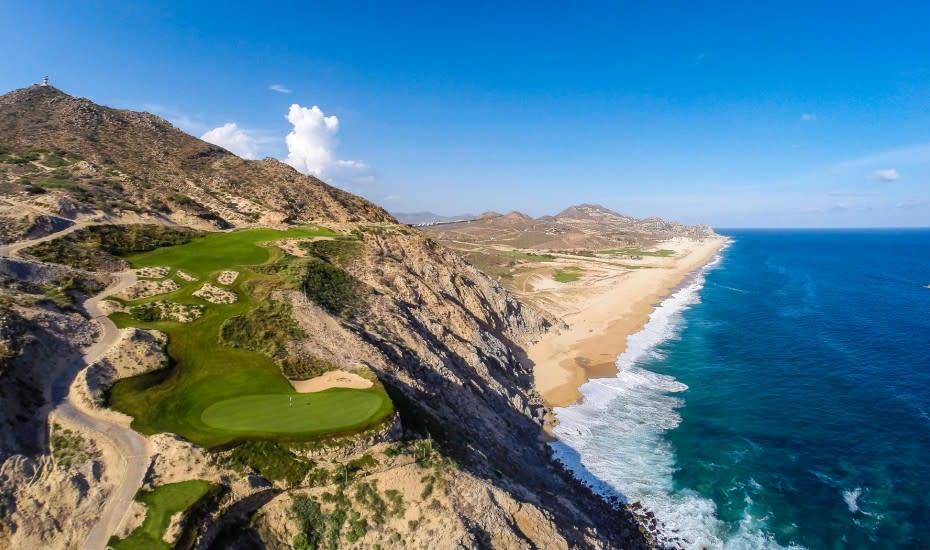 5 Asombrosos Campos del Golf en Los Cabos