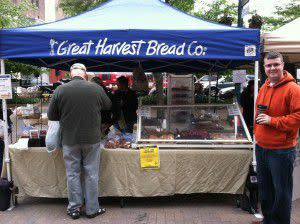 Great Harvest Bread Co. at Downtown Farmers Market