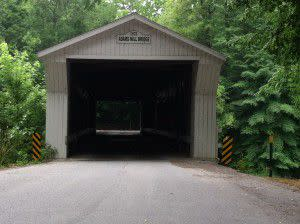 Adams Mill Covered Bridge