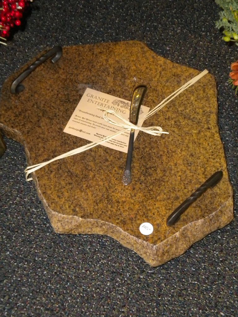 Granite Cutting Board from Gretel's