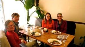 The Lunch Divas