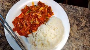 Spicy Marinated Pork