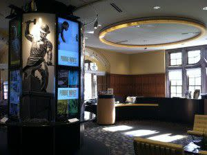 Purdue Visitor Information Center!