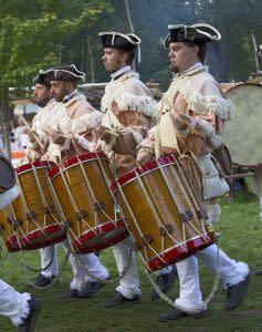 feast drummers. steve robinson