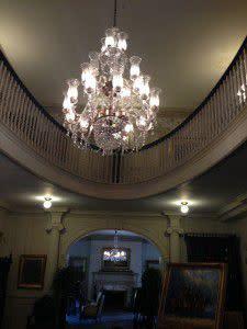 Haan Mansion board meeting 1