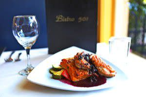 Bistro 501 Brent Russell 2014