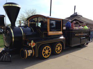 Ride the Boilermaker Special at our Annual Tailgate Party!