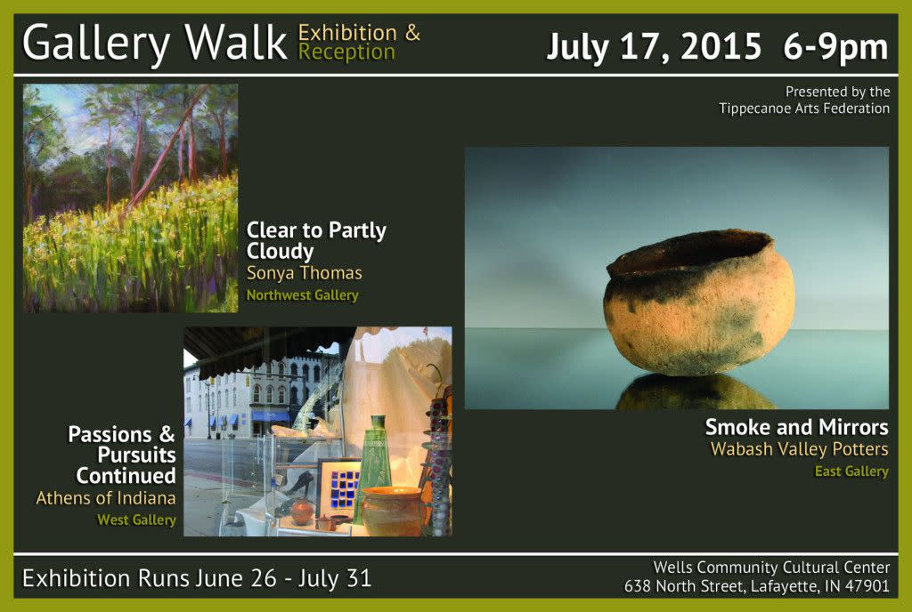 1June 26 - July 31 Gallery Walk Front