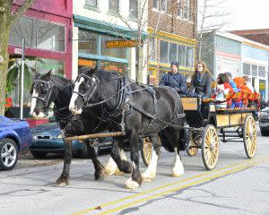 Dickens Carriage Rides