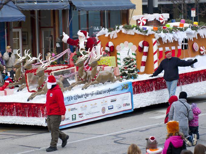 Christmas Parade!