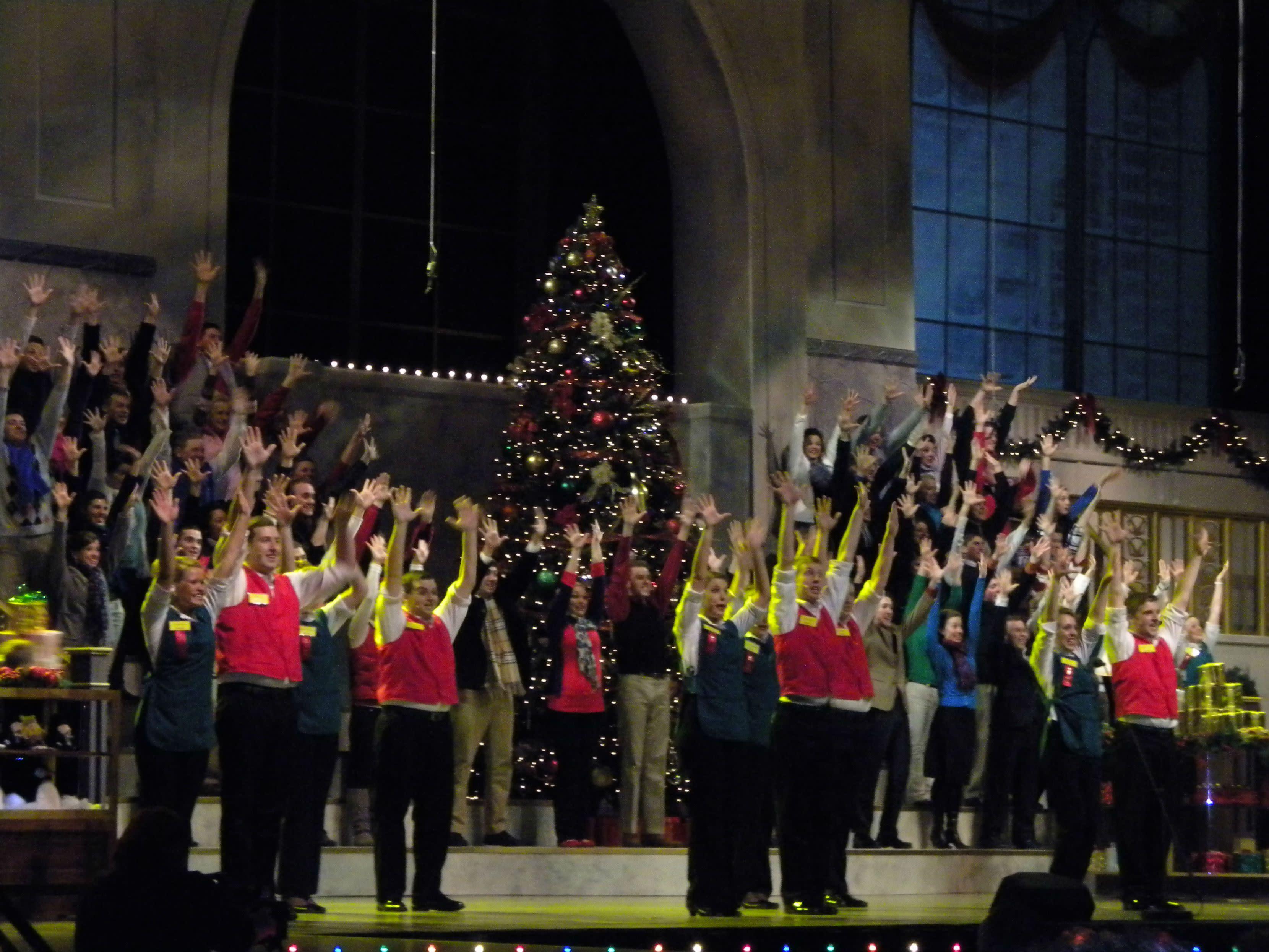 Purdue Christmas Show