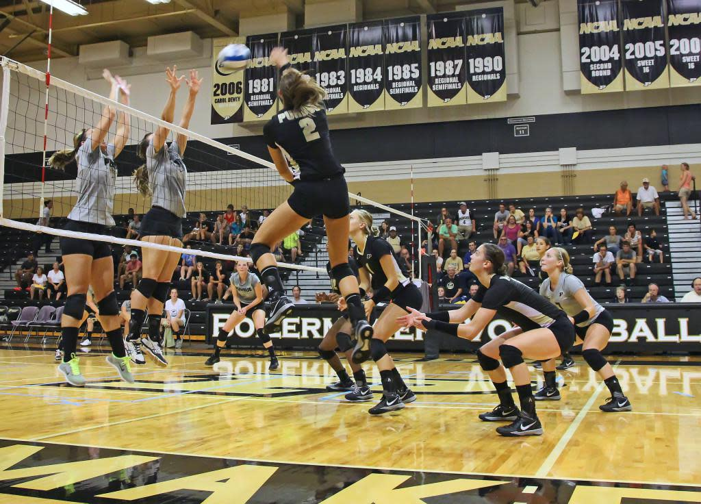 Purdue Women's Volleyball