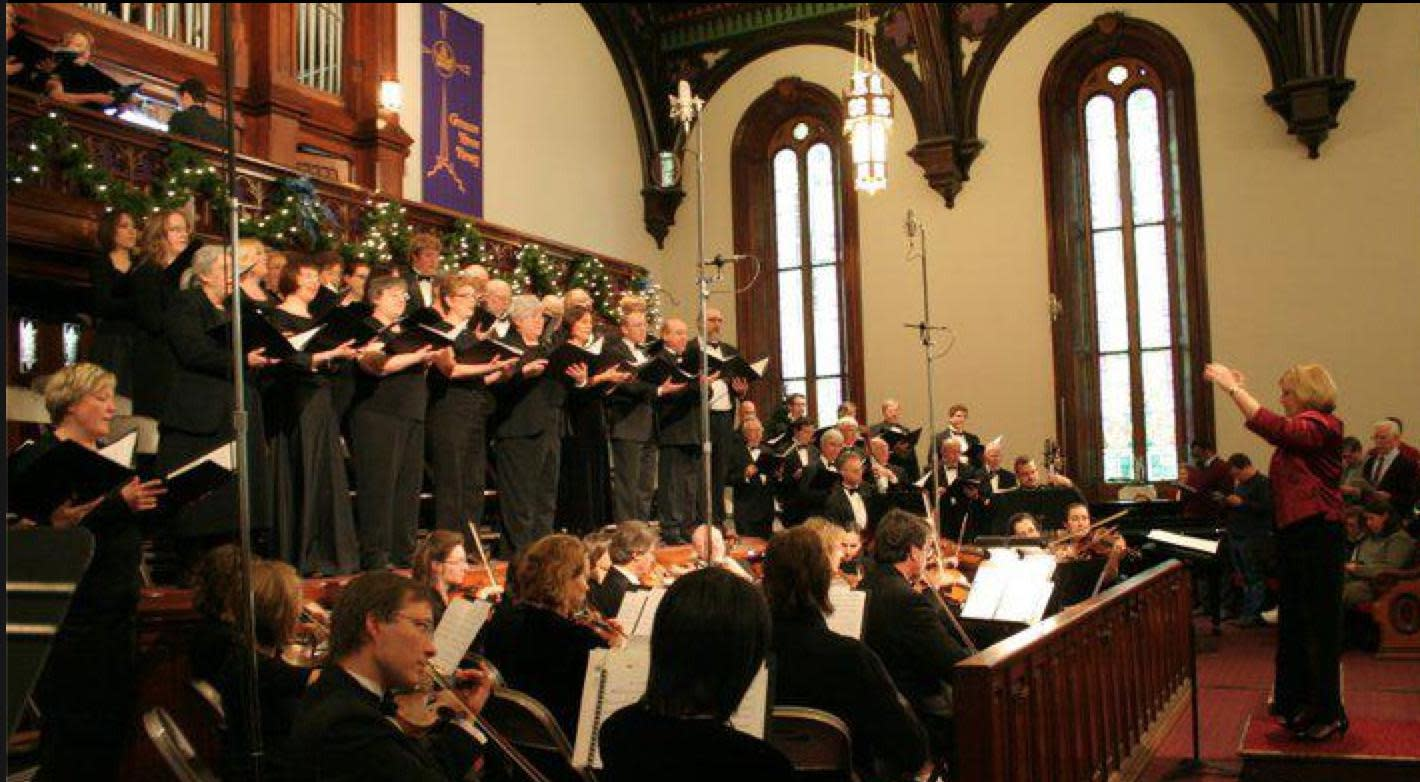 Bach Chorale Singers