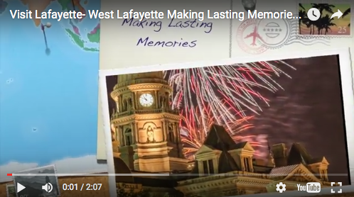 Making Lasting Memories YouTube Video!
