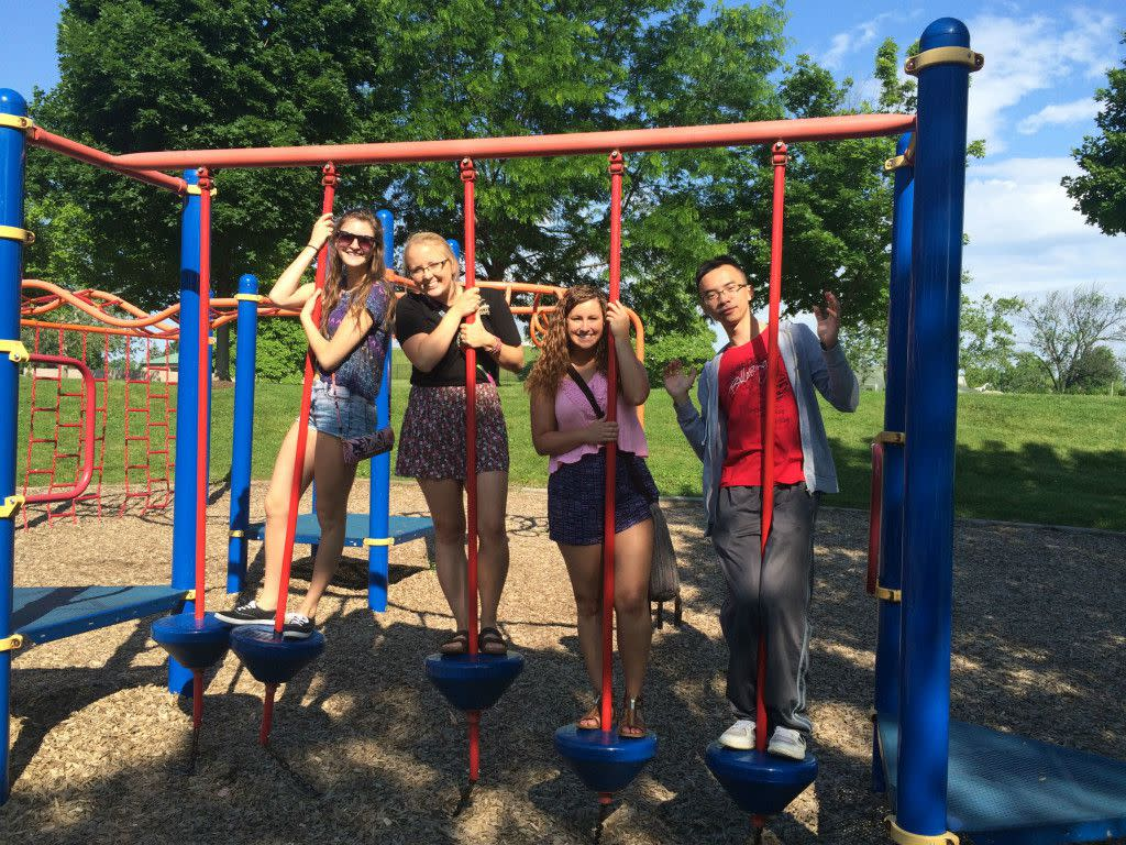 Columbian Park Fun!