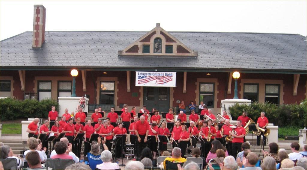 Lafayette Citizens Band 2007.6jpg