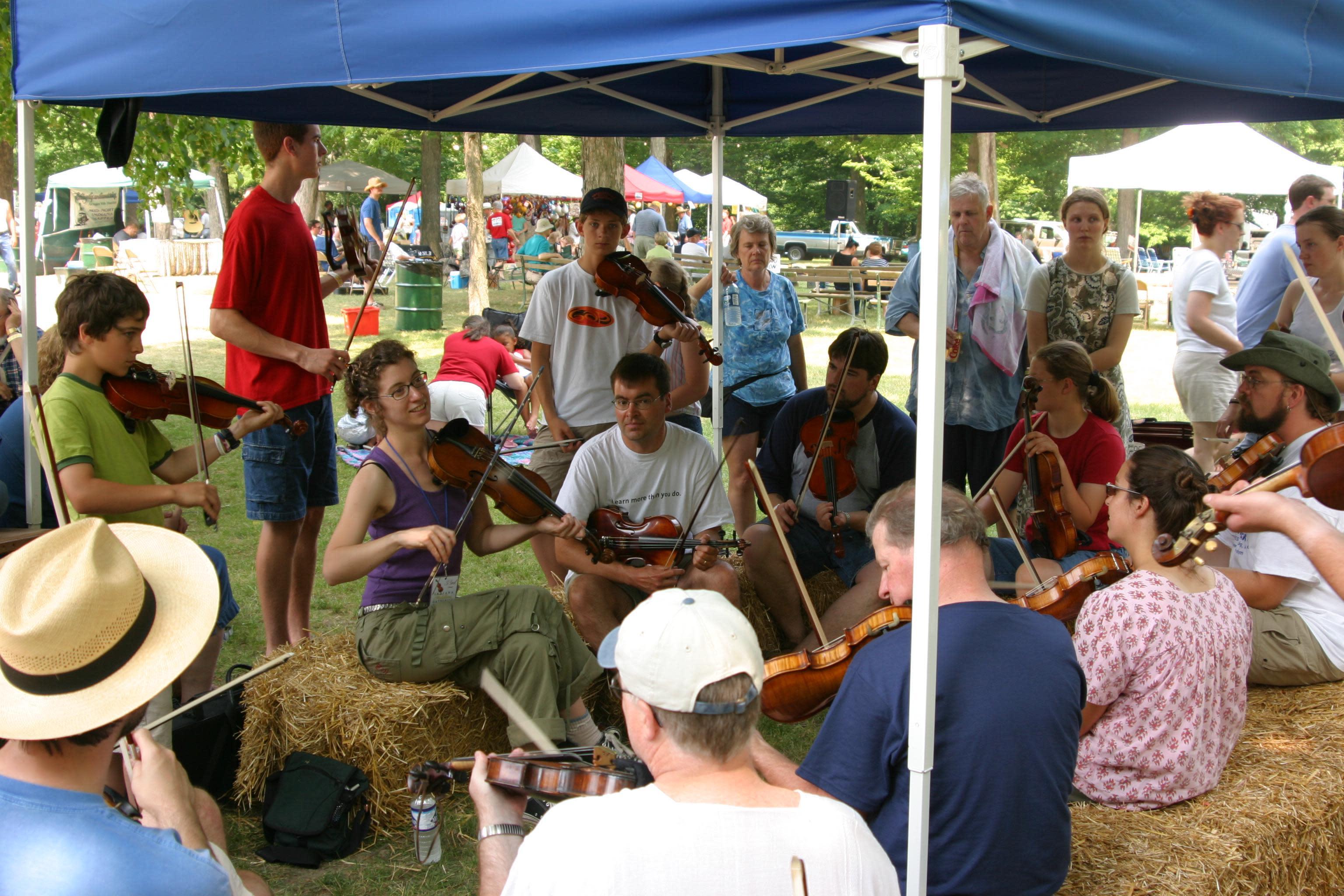Fiddlers'