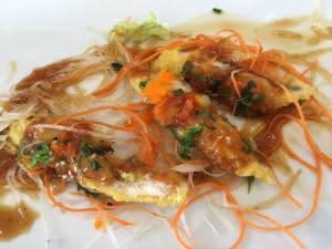 Seafood shunner - eel