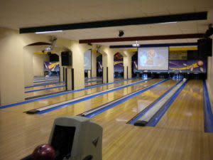 Purdue Bowling