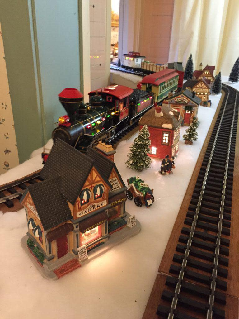 Haan Mansion Train