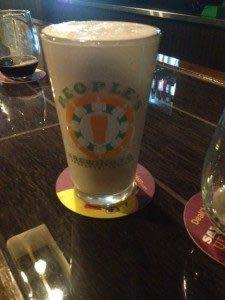 Beer Milkshake at the Pint