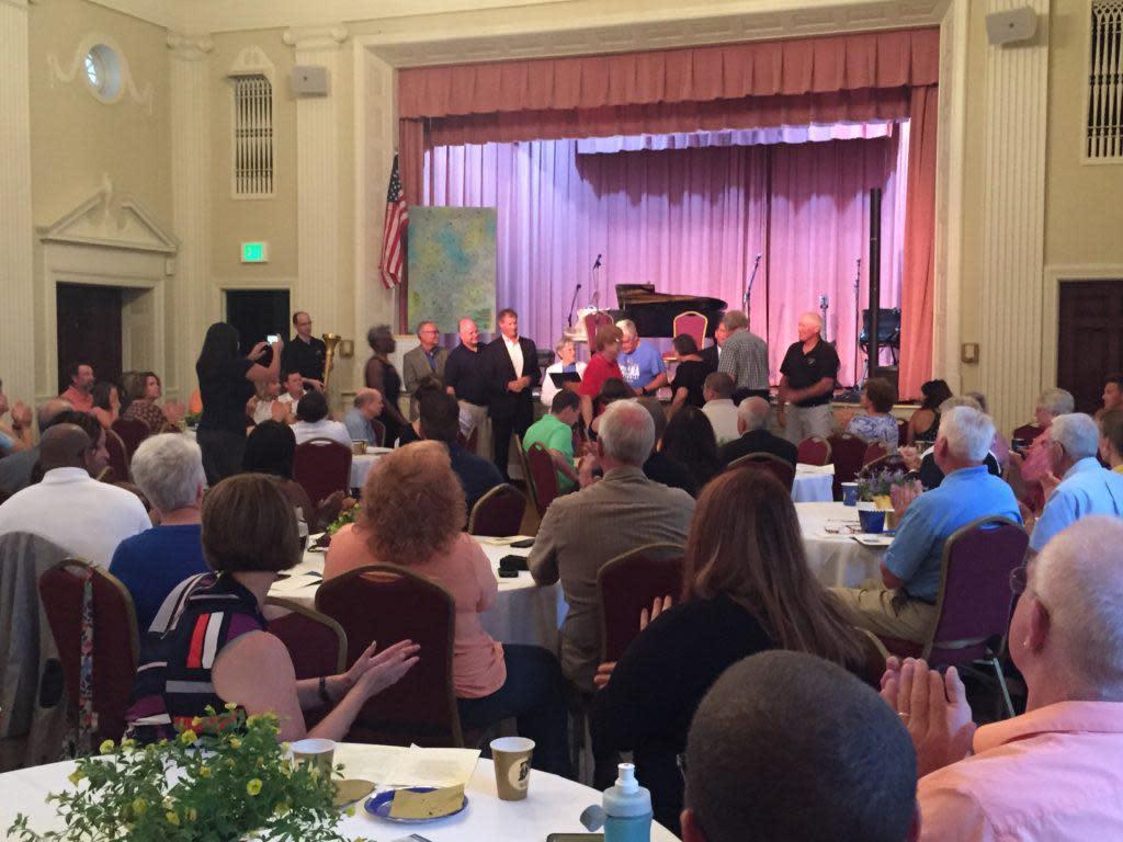 Duncan Hall Bicentennial Event 2016