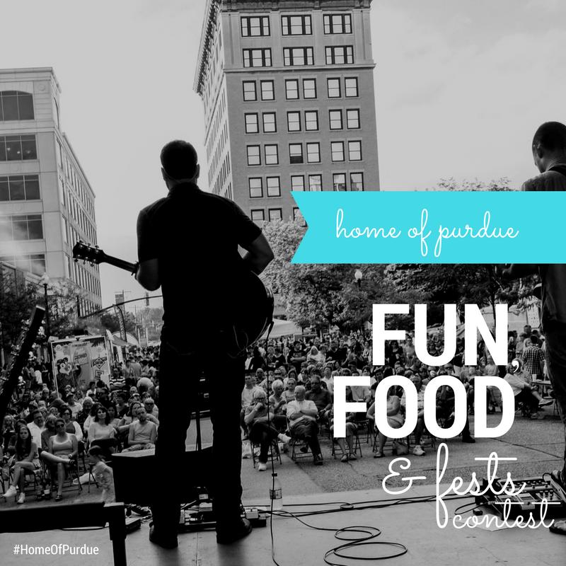 Fun Food Fests FB post