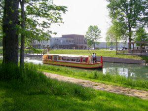 Trails, canal boat ride, museum and more!
