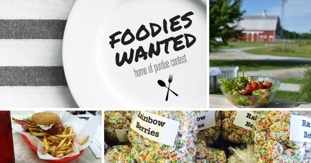 Foodies Wanted FB Ad
