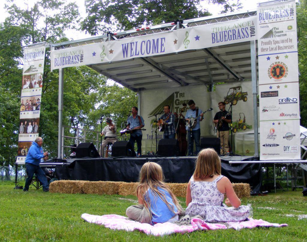 Tippecanoe & Bluegrass Too! Festival