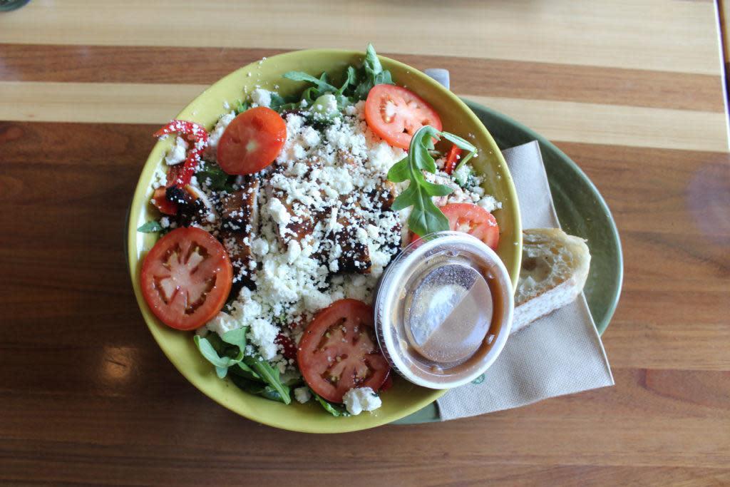 Cafe Literato Salad