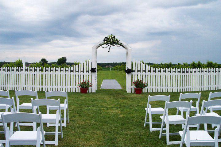 Wea Creek Orchard Wedding