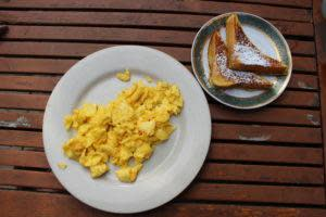 Town and Gown Eggs and French Toast