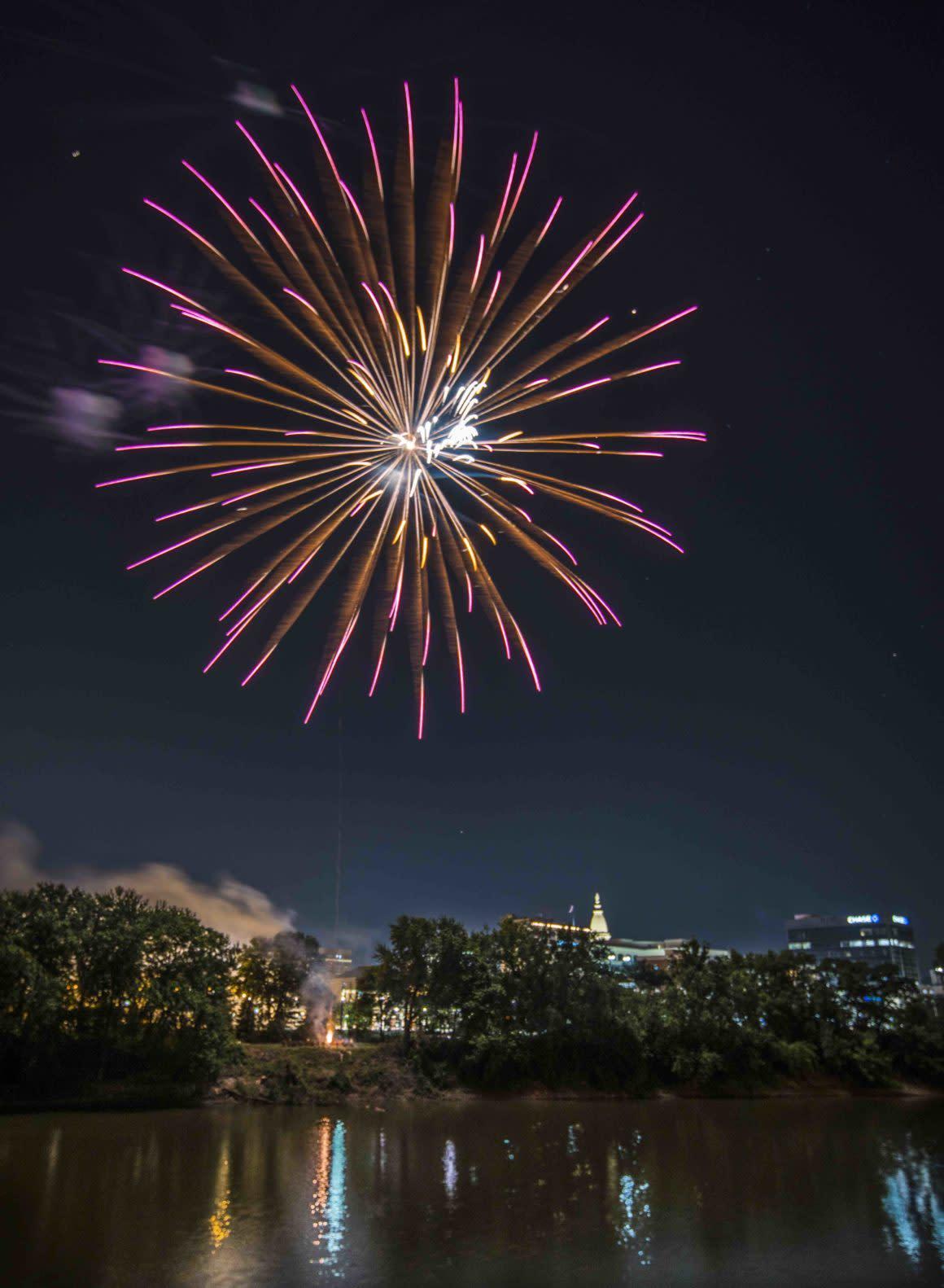 Taste of Tippecanoe Fireworks