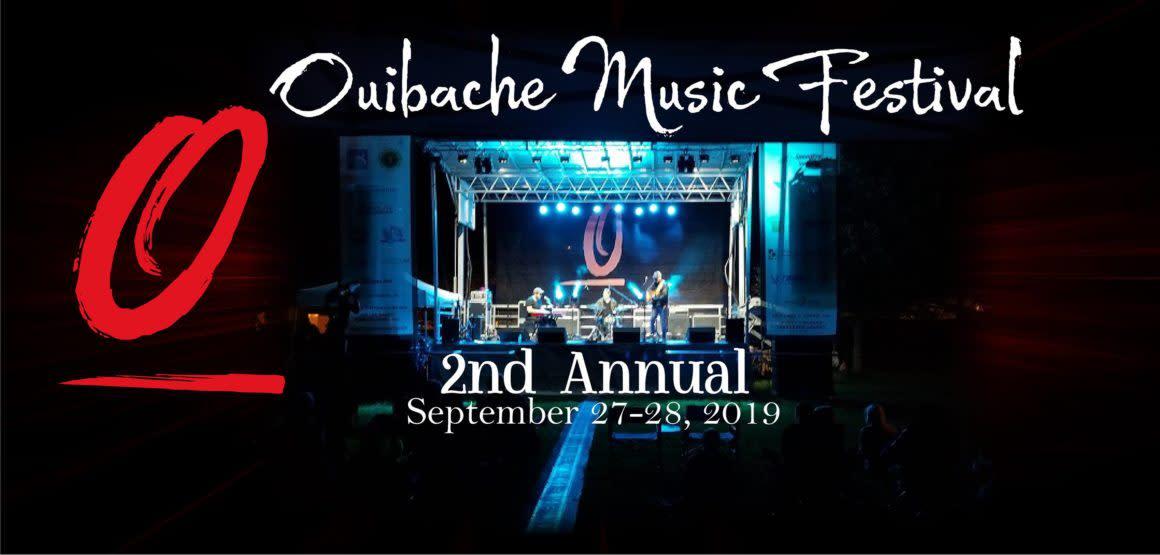 Ouibache Music Festival Sept. 27-28