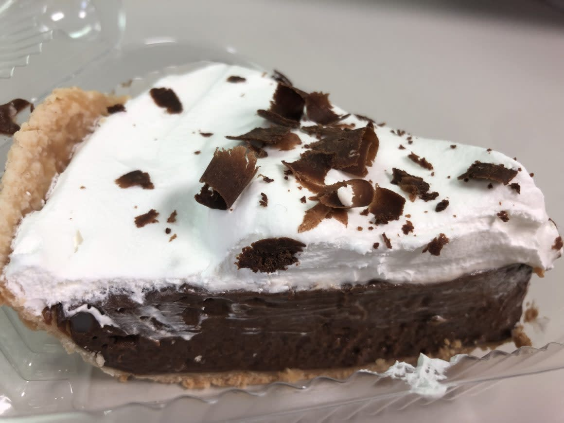 Westside Diner Chocolate Pie
