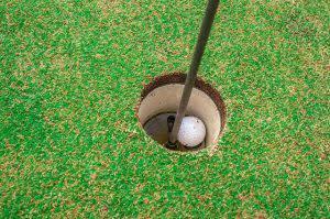 Gatlinburg mini golf