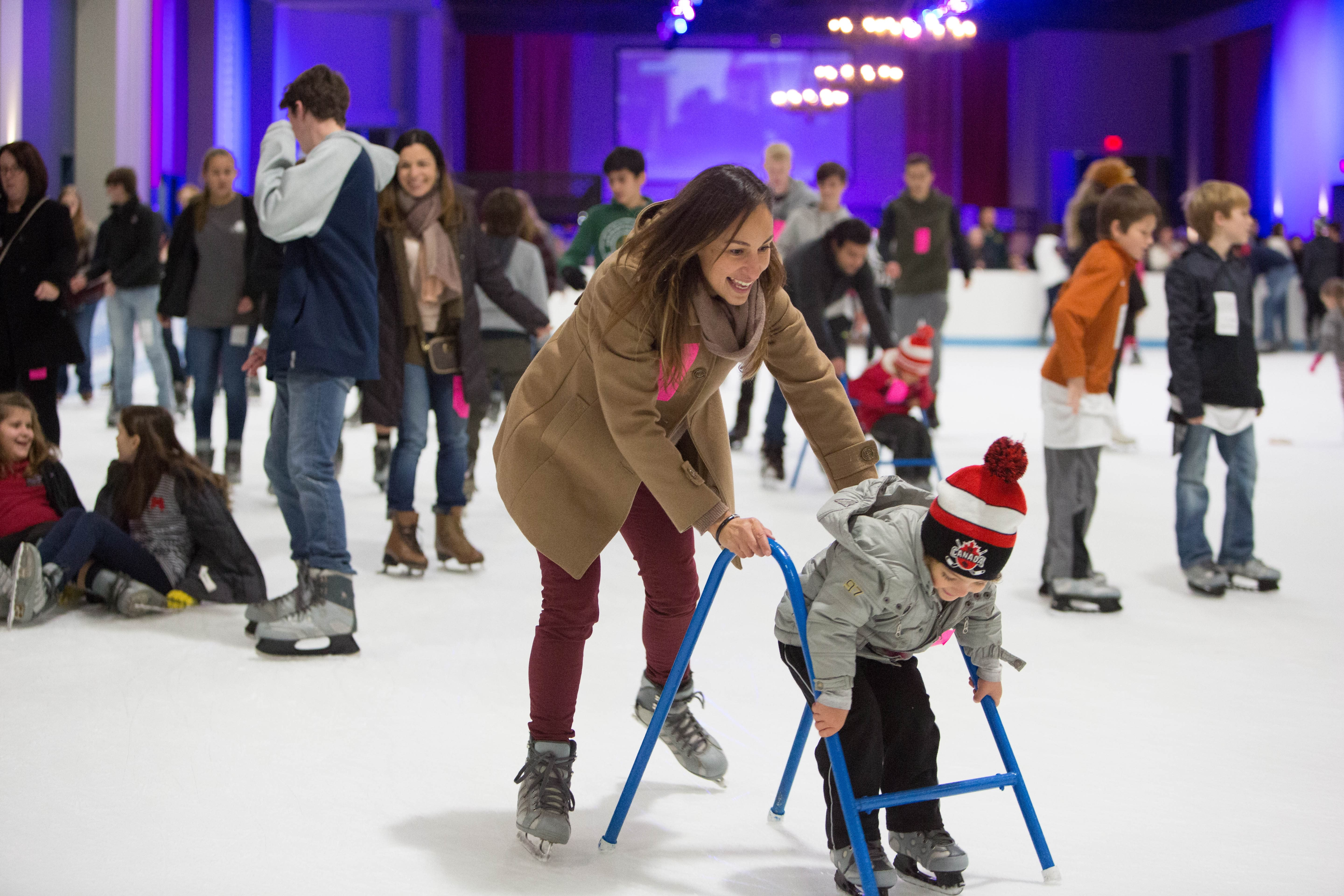 The Woodlands Ice Rink