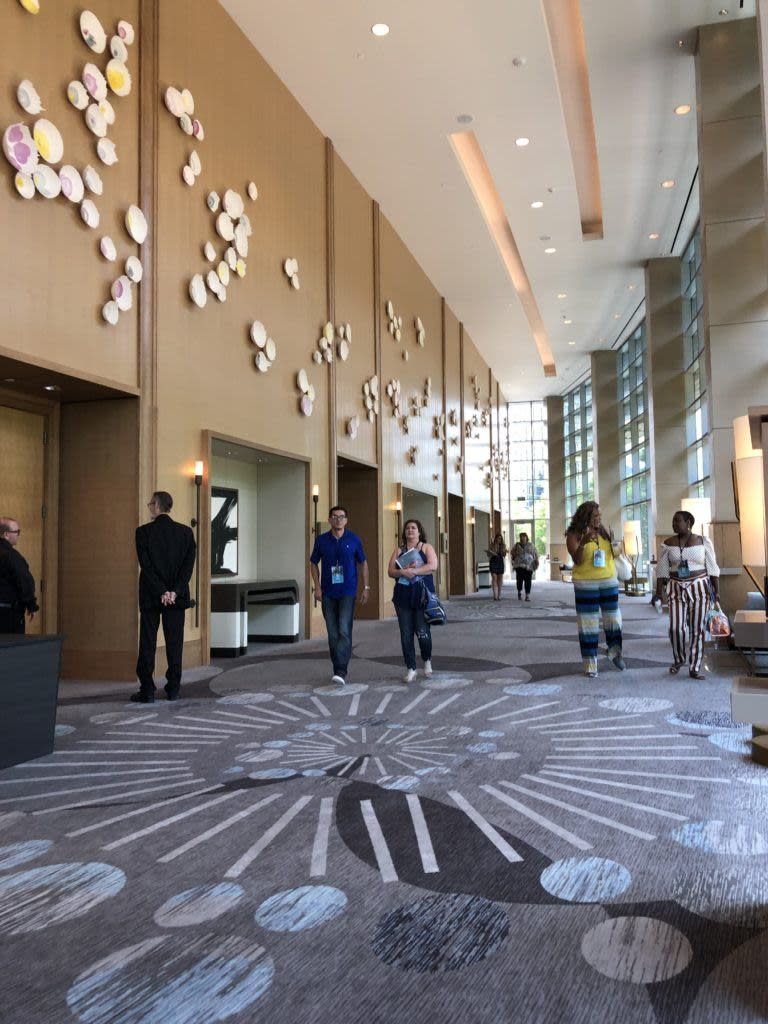 The Westin - Conference Room Hallway