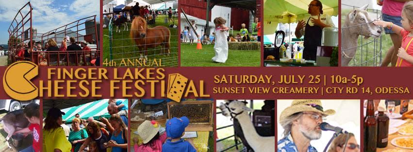finger lakes cheese festival