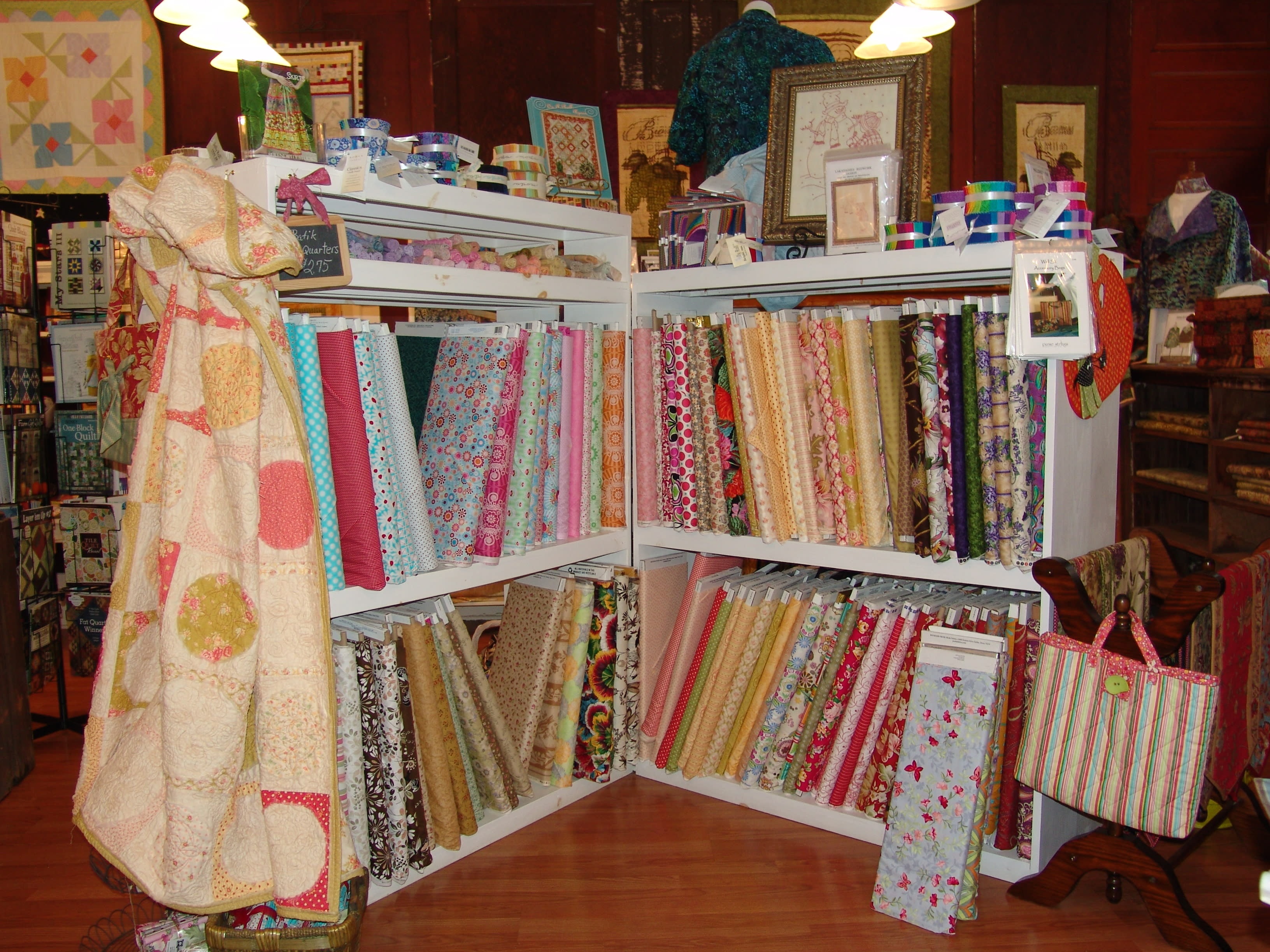 Shopping galore at O'Susannah's!
