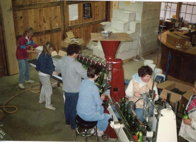 Bottling the Old Way