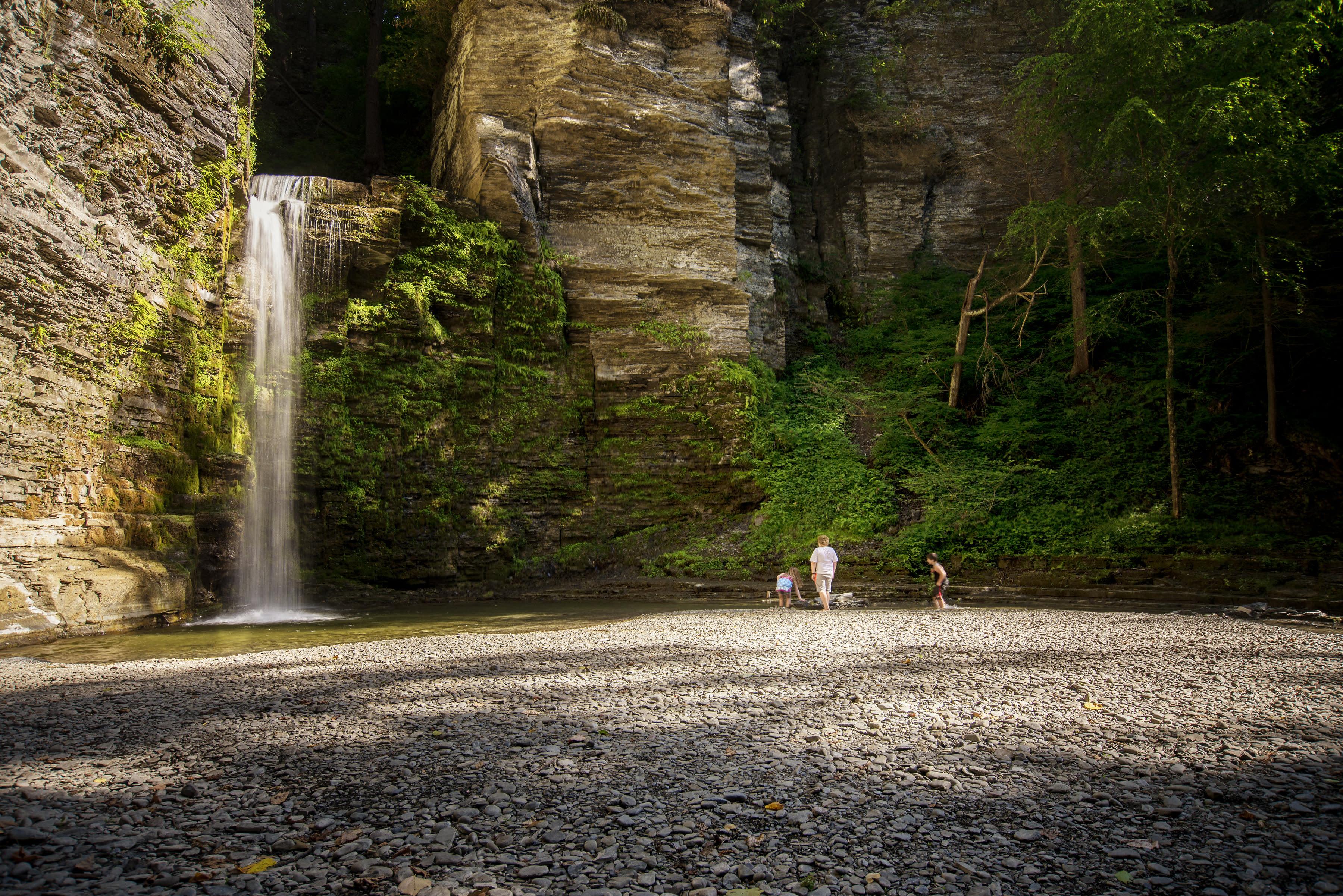 Eagle Cliff Falls