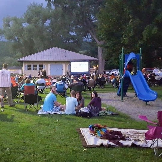 Movies on the Lake