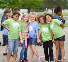 YouthQuest Afterschool Program participants