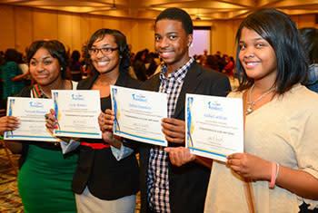 TeenQuest graduates