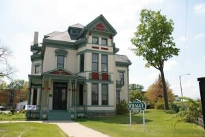 Whaley Historical House