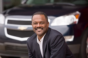 Gerald Johnson, GM North America Manufacturing Manager