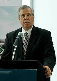 Tim Herman, Chamber CEO